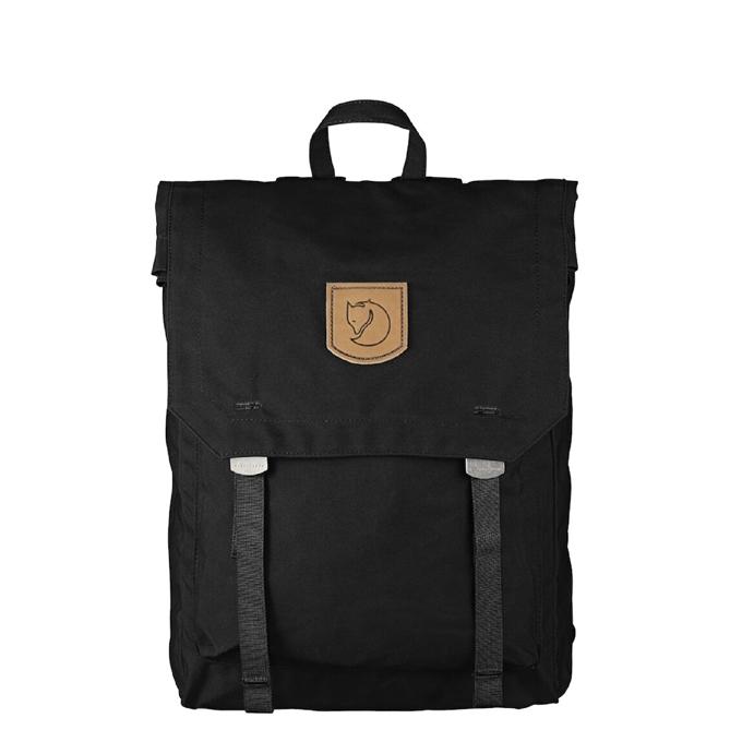Fjallraven Foldsack No.1 black - 1