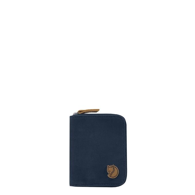Fjallraven Accessories Zip Wallet navy - 1