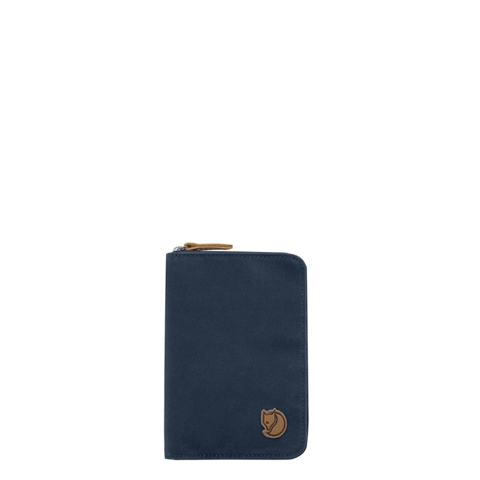 Fjallraven Accessories Passport Wallet navy - 1