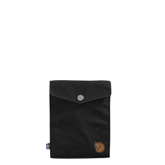 Fjallraven Pocket Schoudertas black - 1