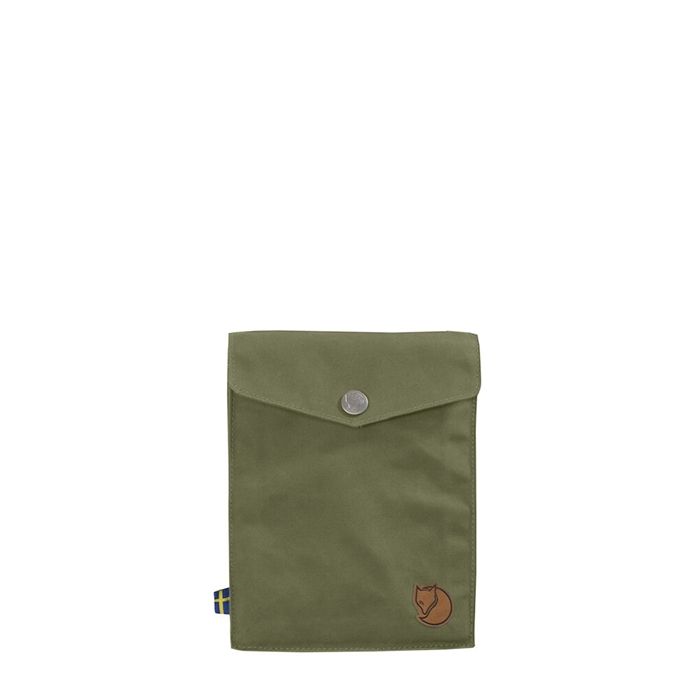 Fjallraven Pocket Schoudertas green - 1