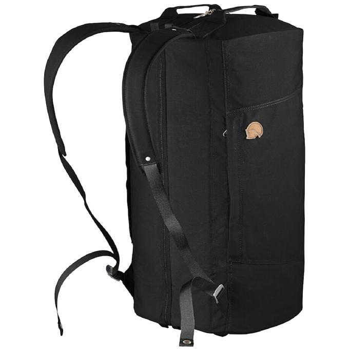 Fjallraven Splitpack Large Backpack/Duffel black - 1