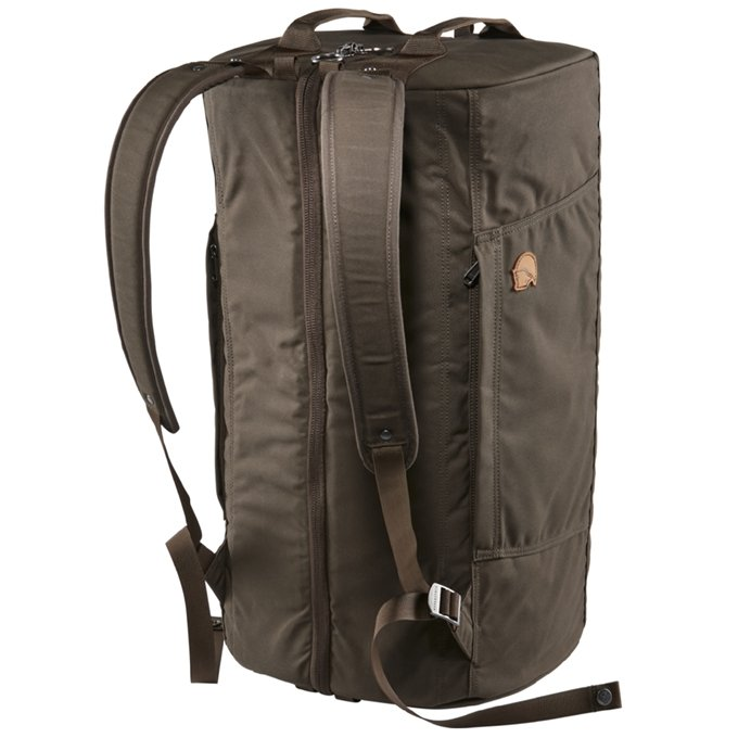 Fjallraven Splitpack Large Backpack / Duffel dark olive - 1