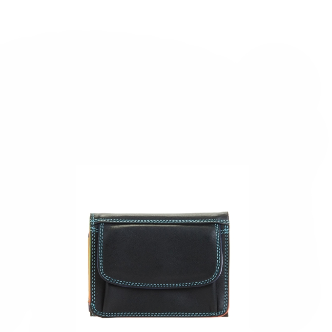 Mywalit Mini Tri-fold Wallet black/pace - 1