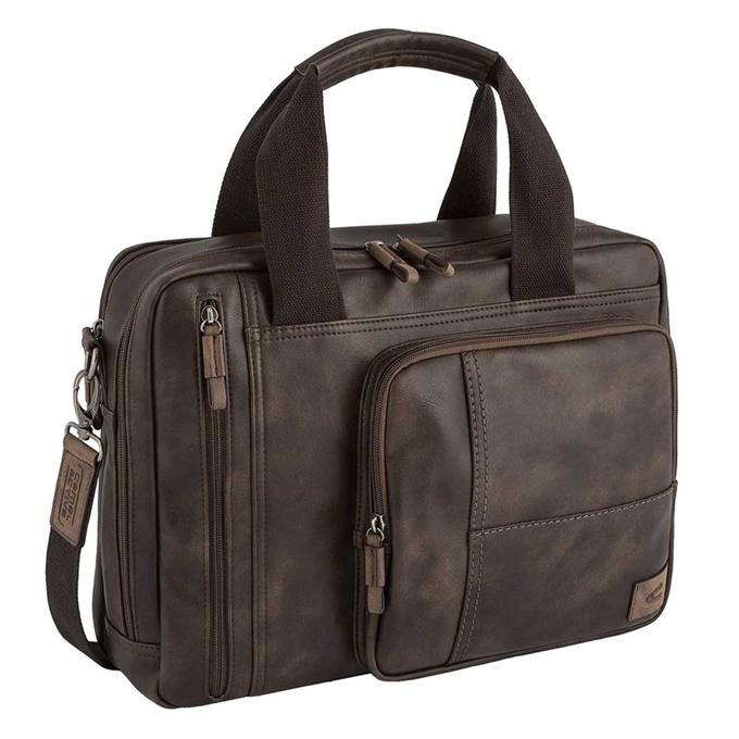 """Camel active Laos Business Bag 15"""" brown - 1"""