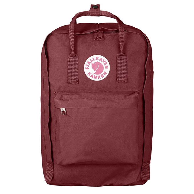 "Fjallraven Kanken Laptop 17"" Rugzak ox red - 1"