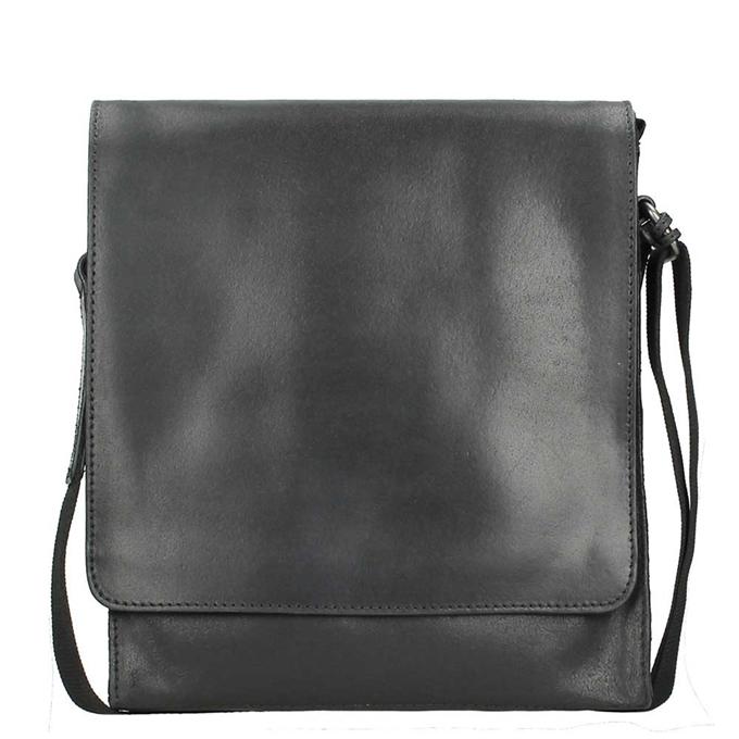 Leonhard Heyden Dakota Shoulderbag S black 2821