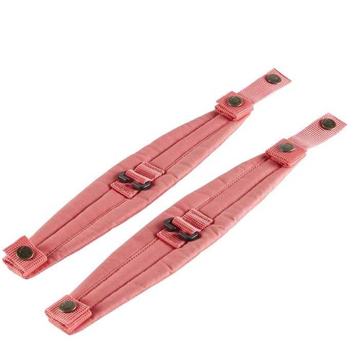 Fjallraven Kanken Shoulder Pads peach pink - 1