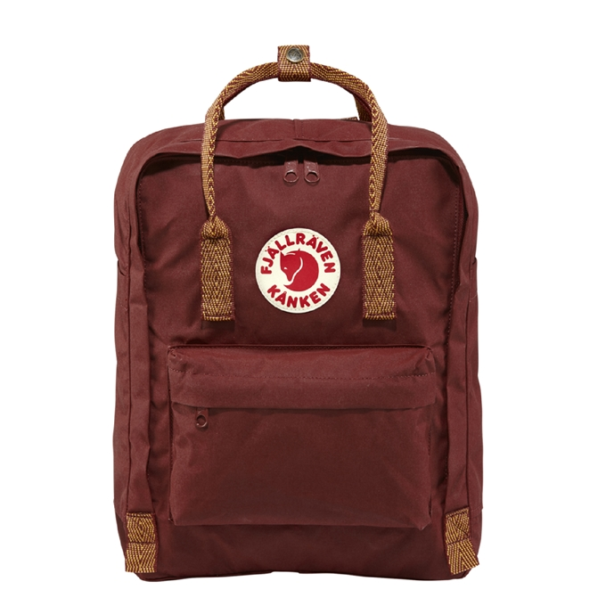 Fjallraven Kanken Rugzak ox red / goose eye - 1