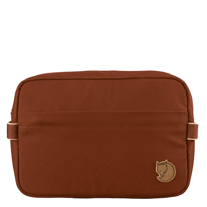 Fjallraven Travel Toiletry Bag autumn leaf - 1