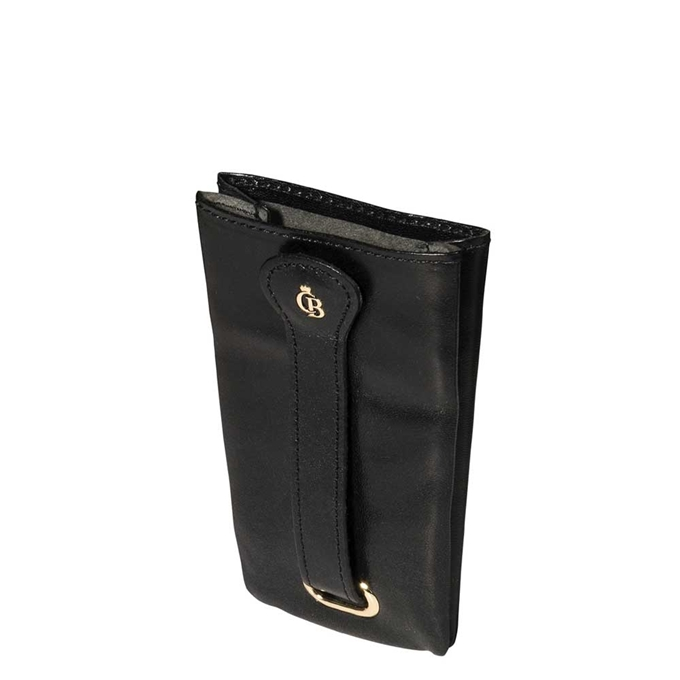 Castelijn & Beerens Gaucho Design Sleuteletui zwart - 1