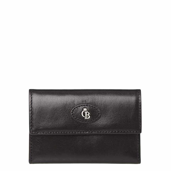Castelijn & Beerens Gaucho Compacte Sleuteletui zwart - 1