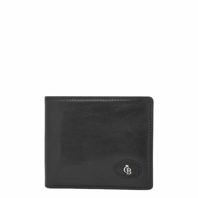 Castelijn & Beerens Gaucho Billfold 9 Creditcards zwart - 1