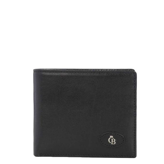 Castelijn & Beerens Gaucho Billfold 8 Creditcards zwart - 1