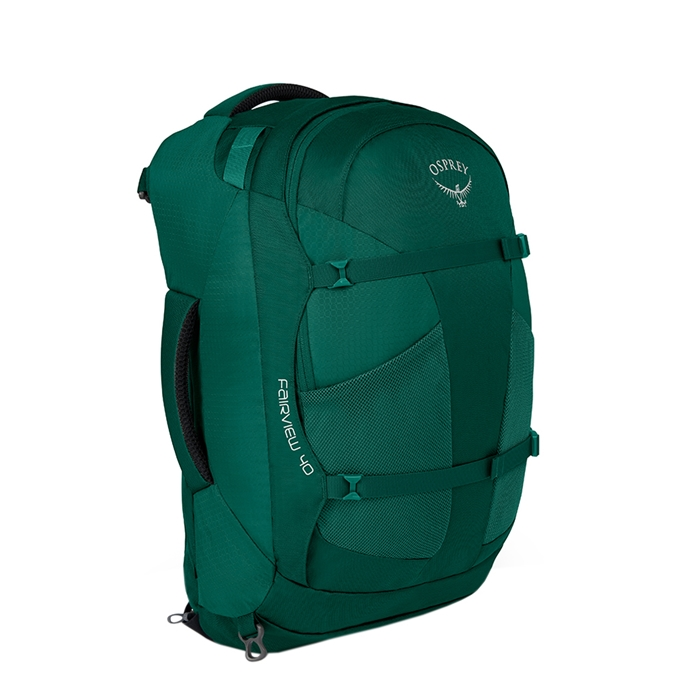 Osprey Fairview 40 S/M Carry-on Backpack rainforest green - 1