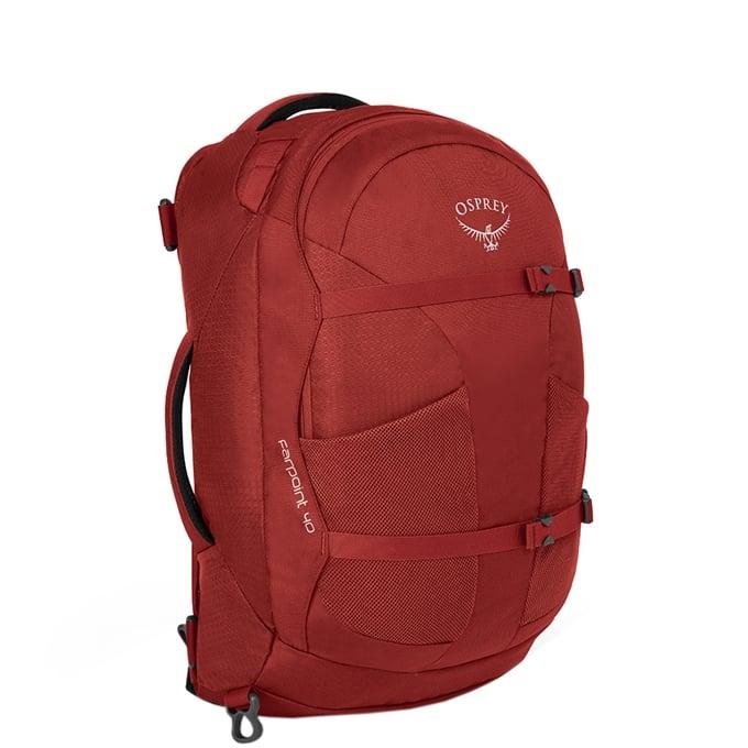 Osprey Farpoint 40 M/L Travel Backpack jasper red - 1