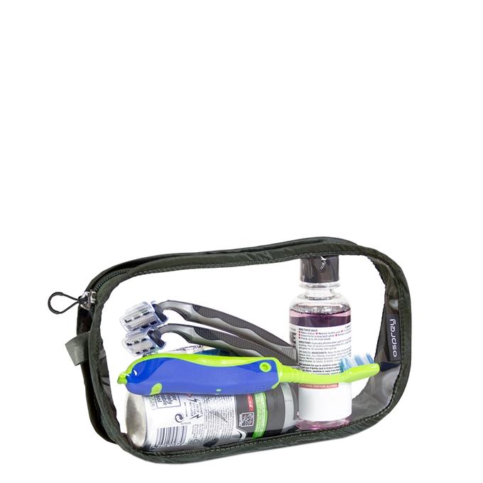 Osprey Washbag Carry-On shadow grey