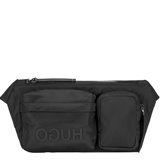 Hugo Boss Record Waist Bag black