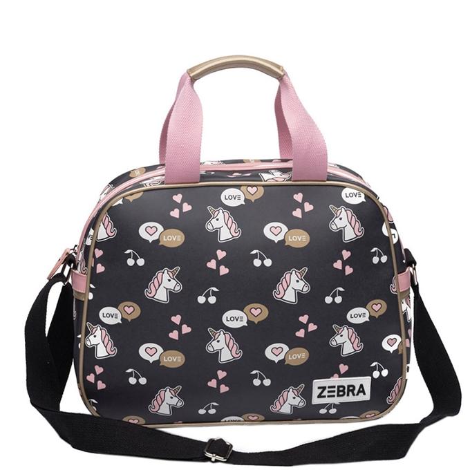 Zebra Trends Girls Kidsbag unicorn love - 1