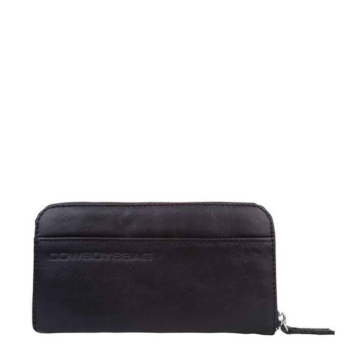 Cowboysbag The Purse Portemonnee black - 1