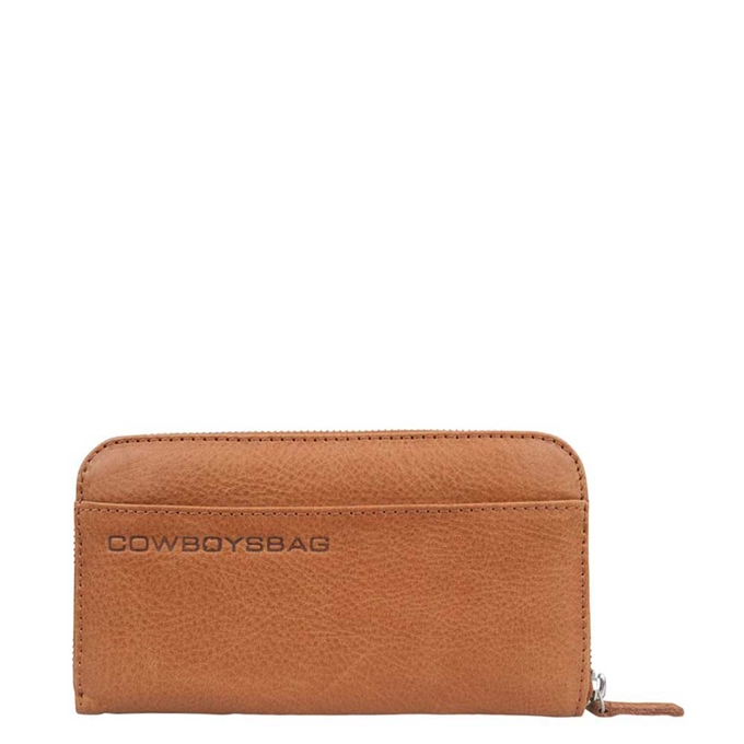 Cowboysbag The Purse Portemonnee tobacco