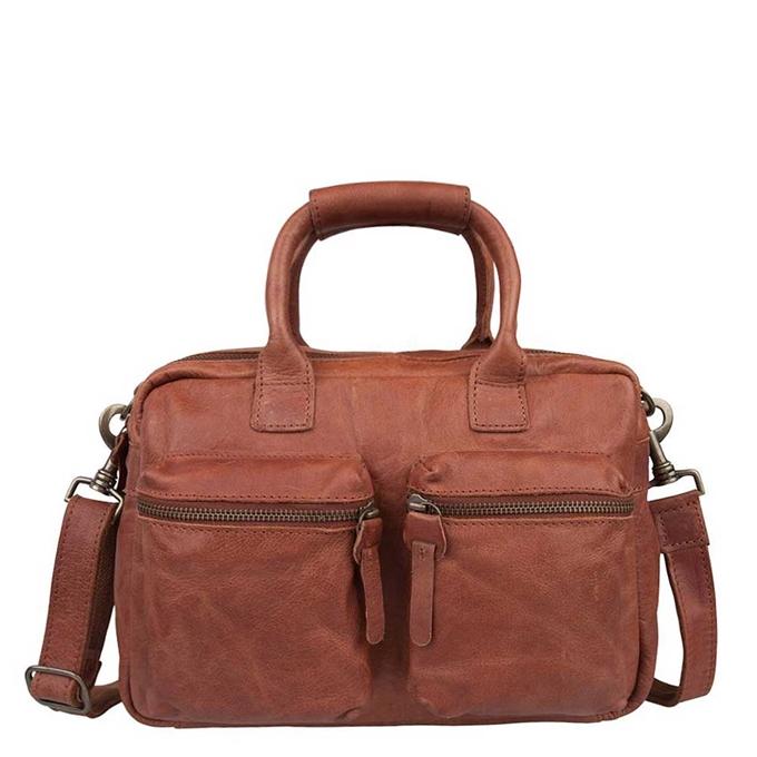 Cowboysbag The Little Bag Schoudertas cognac