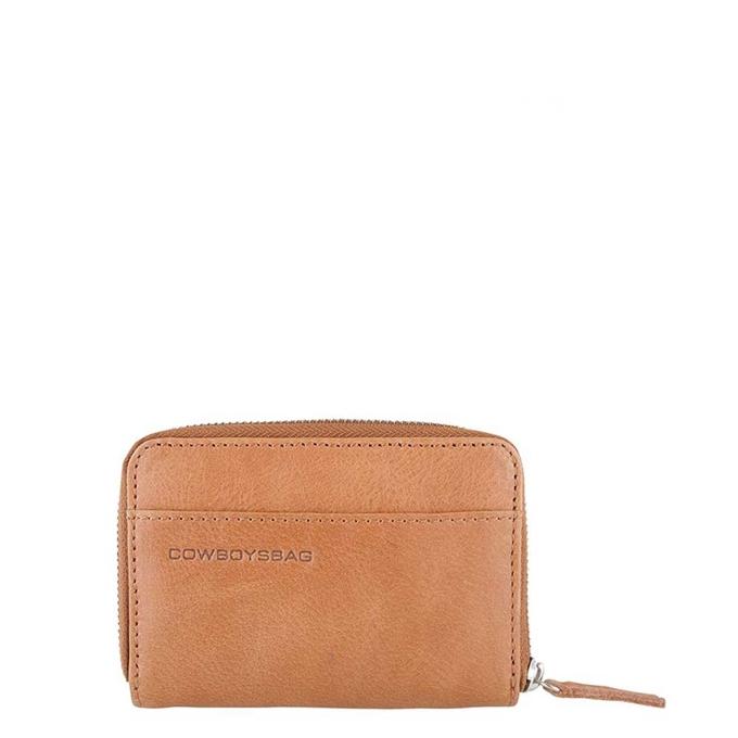 Cowboysbag Haxby Portemonnee tobacco - 1