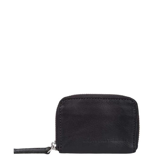 Cowboysbag Holt Portemonnee black - 1