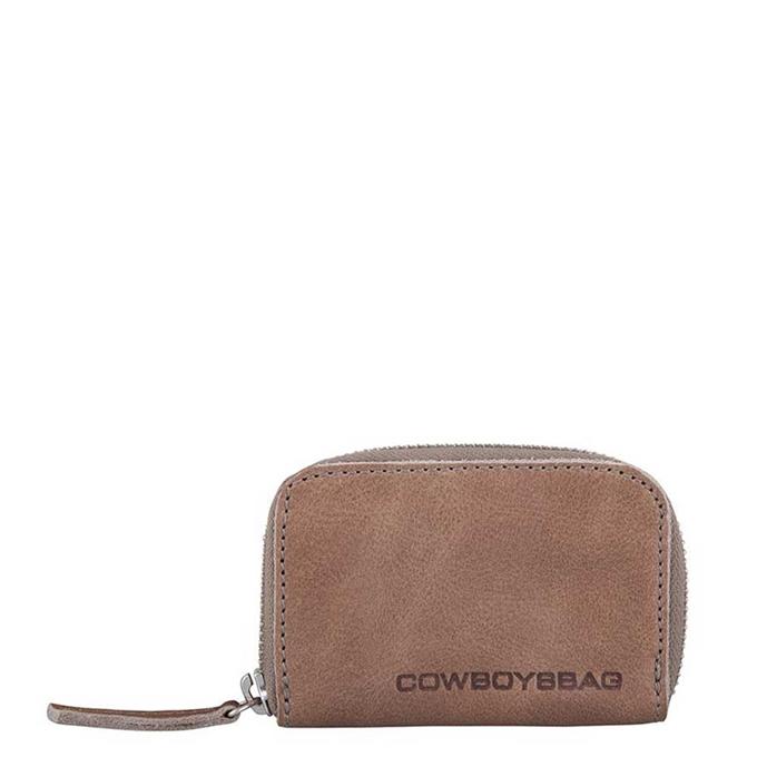 Cowboysbag Holt Portemonnee elephant grey