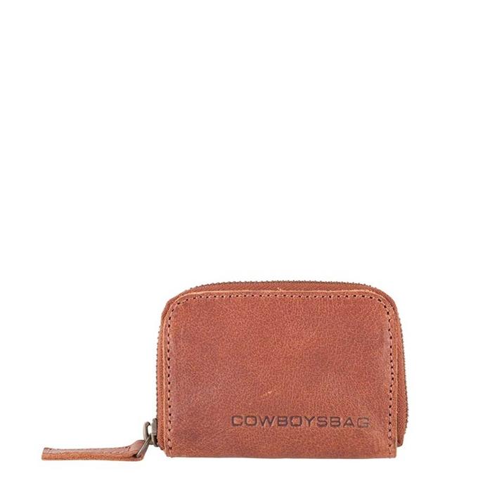 Cowboysbag Holt Portemonnee cognac