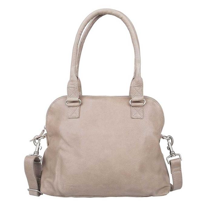 Cowboysbag Carfin Schoudertas elephant grey - 1
