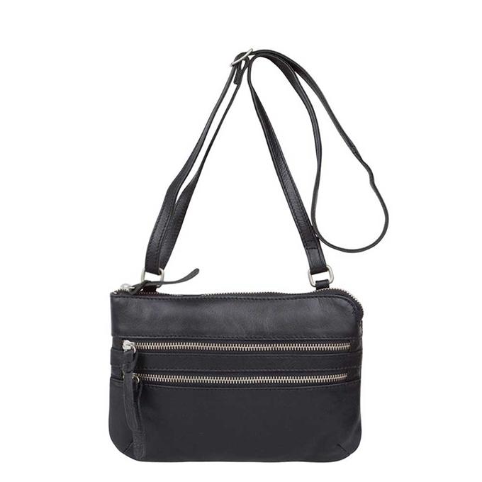 Cowboysbag Tiverton Schoudertas black - 1