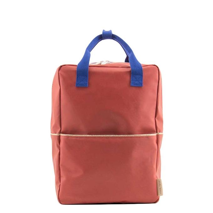 Sticky Lemon Original Backpack Large faded red