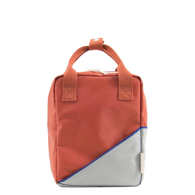 Sticky Lemon Original Backpack Small faded red / powder blue
