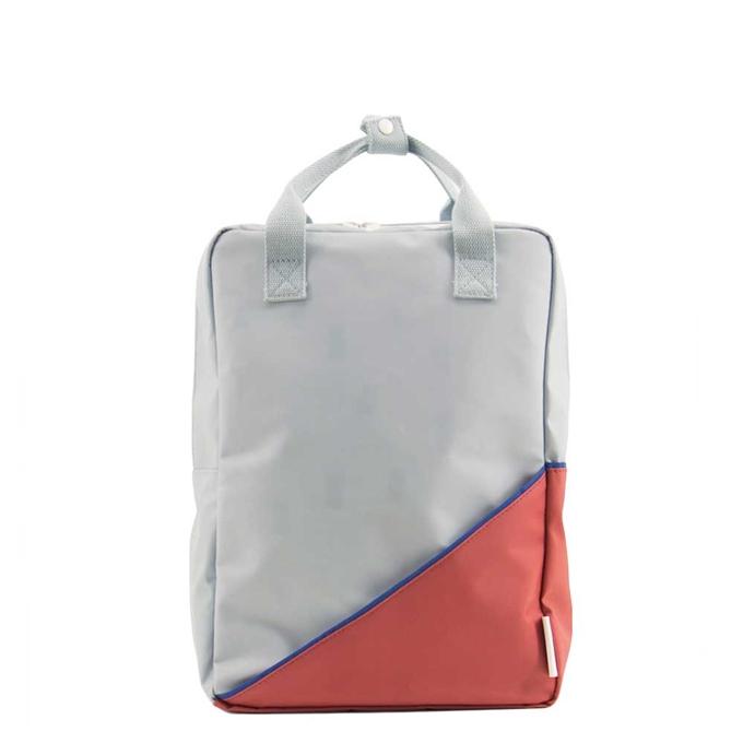 Sticky Lemon Original Backpack Large faded red / powder blue - 1