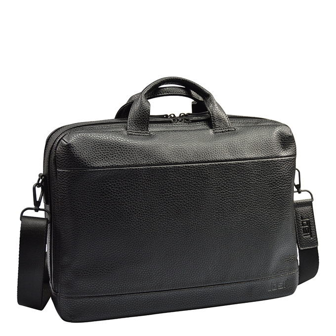 Jost Oslo Business Bag 2 Compartments black - 1