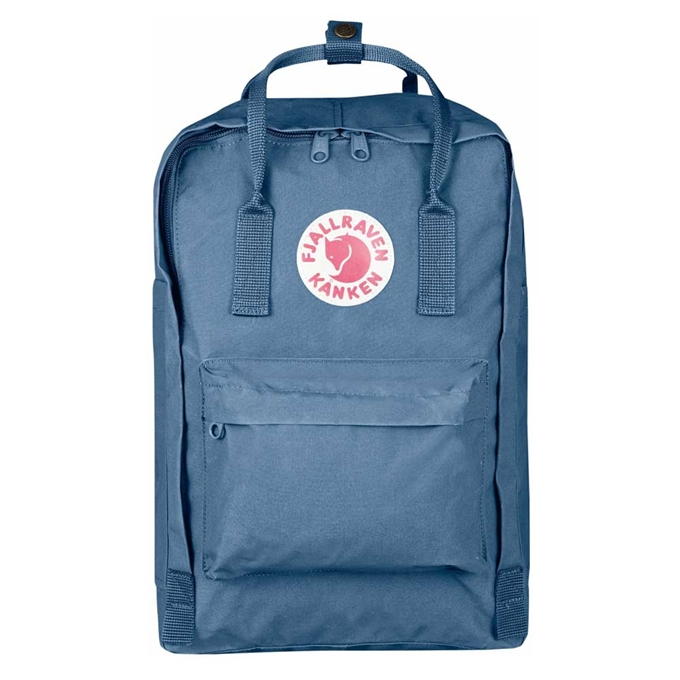 "Fjallraven Kanken Laptop 15"" Rugzak blue ridge - 1"