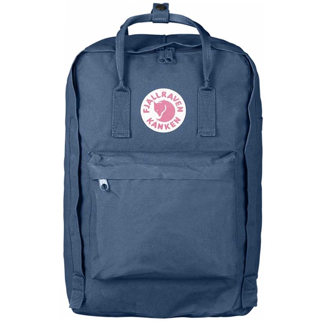 "Fjallraven Kanken Laptop 17"" Rugzak blue ridge - 1"