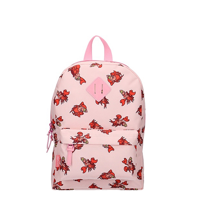 Disney My Little Bag The Little Mermaid Sebastian Kinderrugzak peach