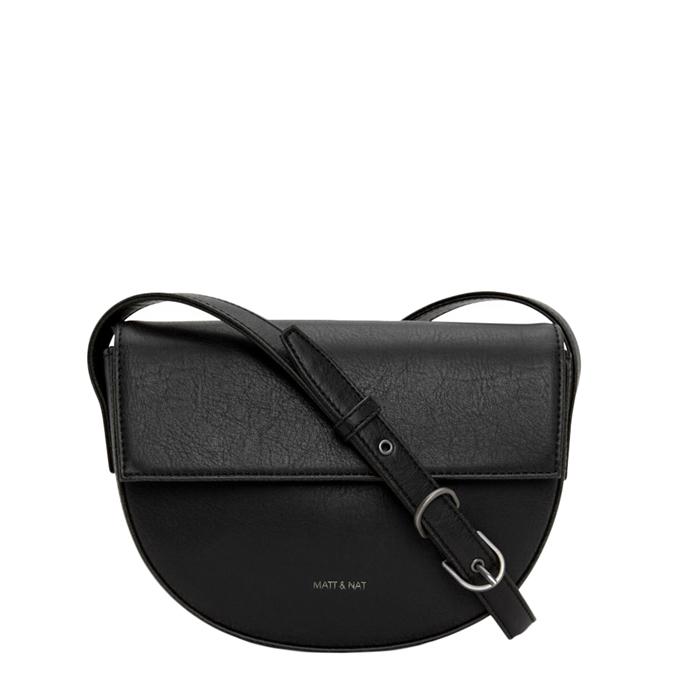Matt & Nat Vintage Rith Saddle Bag black