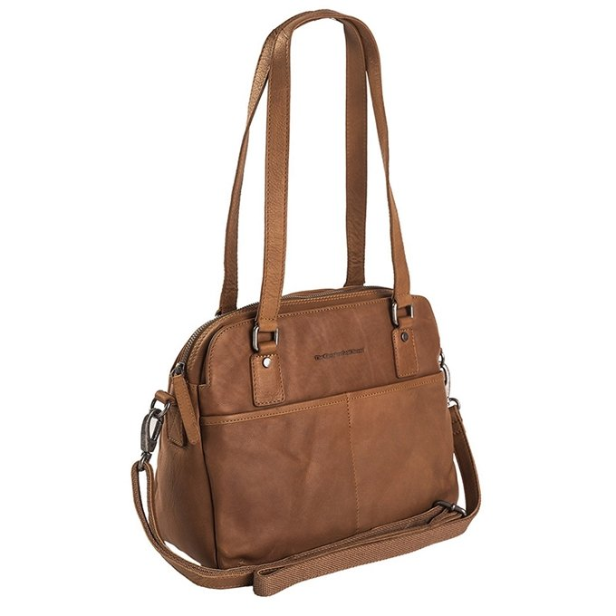 The Chesterfield Brand Bilbao Bowlingbag cognac - 1