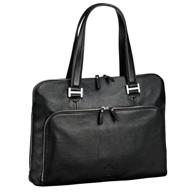 Leonhard Heyden Montpellier Ladies Business Bag black - 1