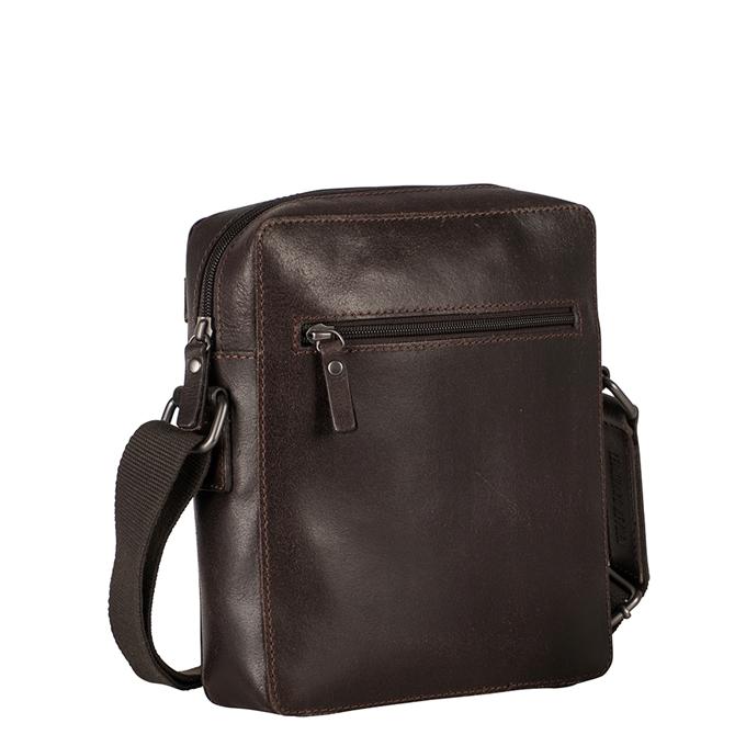 Leonhard Heyden Dakota Messenger Bag XS brown - 1