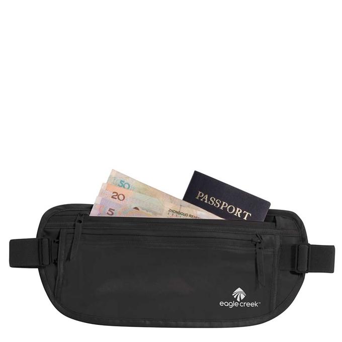 Eagle Creek Necessities Silk Undercover Money Belt black - 1
