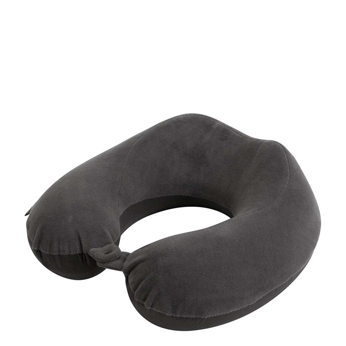 Eagle Creek Necessities Memory Foam Neck Pillow ebony - 1