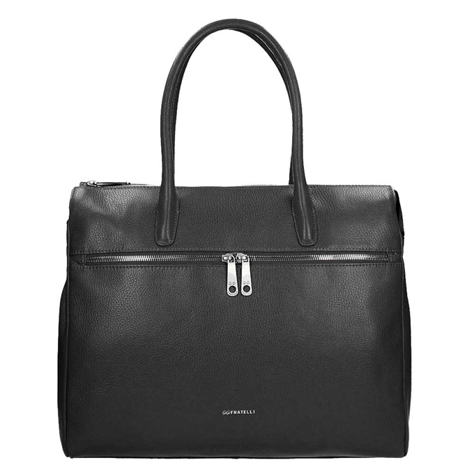 "Gigi Fratelli Romance Lady Businessbag 15"" black - 1"