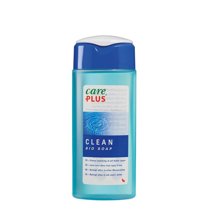 Care Plus Hygiene Clean Bio Soap, 100 ml transparant - 1