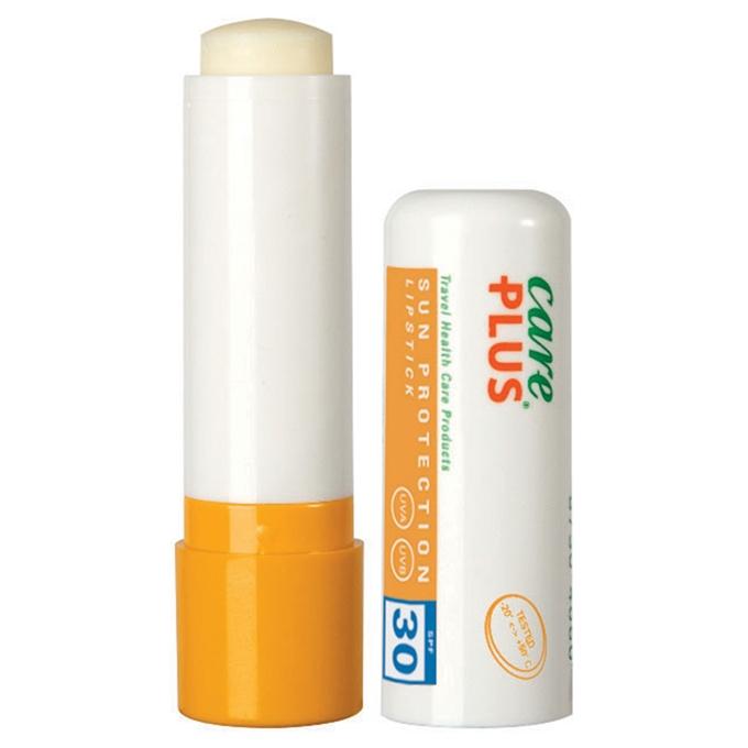 Care Plus Sun Protection Lipstick SPF 30+ white - 1