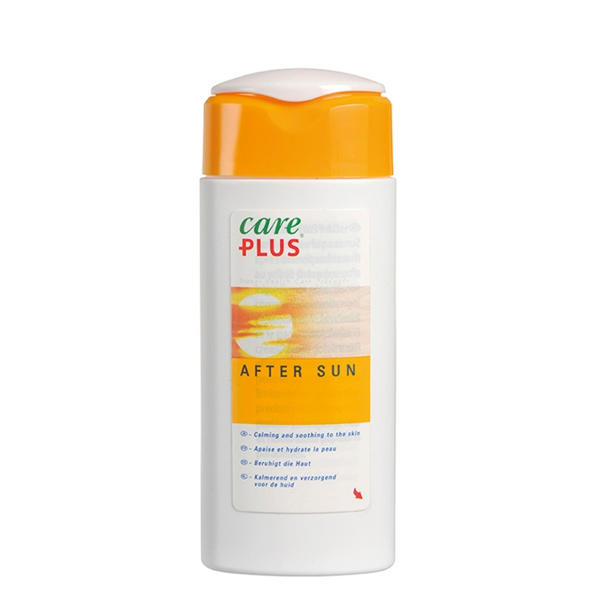 Care Plus Sun Protection After Sun, 100 ml white - 1