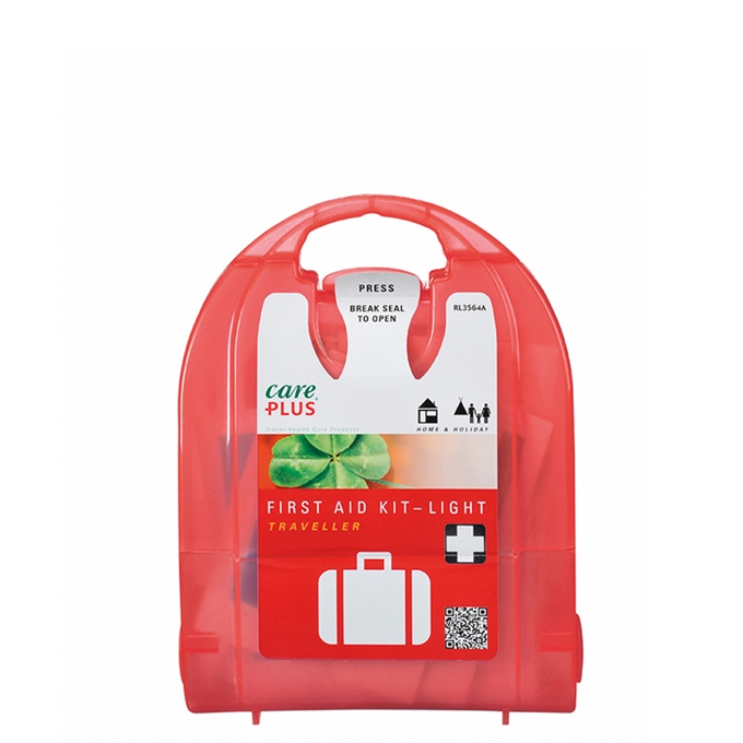 Care Plus First Aid Kit Light - Traveller red - 1